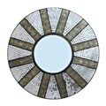 Hazelwood Home Mosaic Tiled Mirror