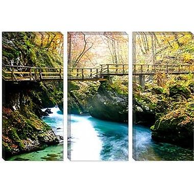 iCanvas 'Europe in Fall' by Dan Ballard Photographic Print on Canvas; 12'' H x 18'' W x 0.75'' D
