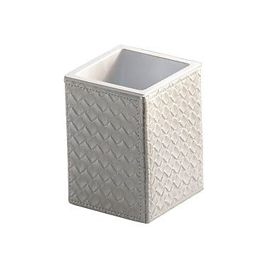 Gedy by Nameeks Marrakech Toothbrush Holder; Silver