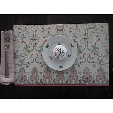 Belle Banquet Champagne Placemat (Set of 6)