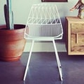 Bend Goods Lucy Side Chair; White