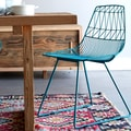 Bend Goods Lucy Side Chair; Peacock Blue