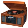 Crosley Archiver USB Turntable in Black; Paprika