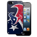 Team Pro-Mark NFL iPhone 5 Hard Cover Case; Houston Texans