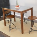 Carolina Cottage Holt Dining Table; Chestnut