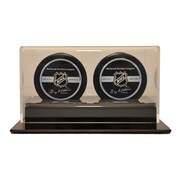 Caseworks International Double Hockey Puck Display Case; No