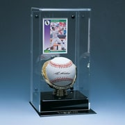 Caseworks International Baseball and Card Display Case; No