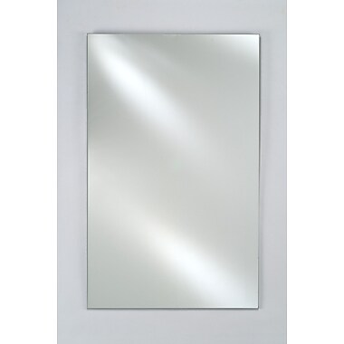 Afina Signature Plain Wall Mirror; 20'' x 30''