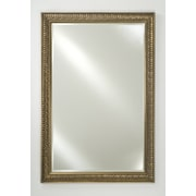 Afina Signature Surface Mount Plain Wall Mirror; 36'' H x 24'' W
