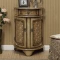 Coast to Coast Imports Demilune End Table