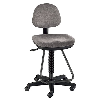 Alvin and Co. Viceroy Drafting Chair; Medium Gray