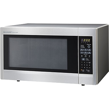 Sharp 2.2 Cu. Ft. 1200W Carousel Countertop Microwave