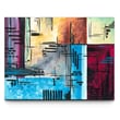 Artefx Decor Bold Fusion Painting Print on Canvas