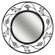 Ashton Sutton Leaf Wall Mirror