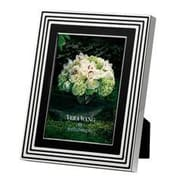 Vera Wang With Love Noir Picture Frame; 7'' H x 5'' W