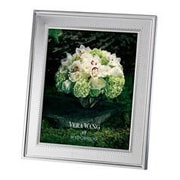 Vera Wang Grosgrain Picture Frame; 10'' H x 8'' W