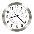 Control Brand Verichron 12.25'' Wall Clock