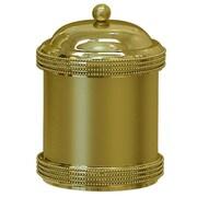 NU Steel Ferruccio Swab Container; Gold