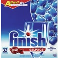 Reckitt Finish All-in-1 Gelpacs (Pack of 32)