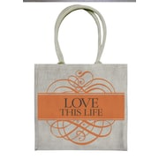 Artistic Reflections Love this Life Tote Bag