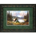 Artistic Reflections Call of the Wild Framed Painting Print
