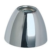 WAC Solid Bulb Shield in Brushed Nickel