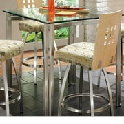 Trica Sabrina Dining Table; Counter Height (26.5'')