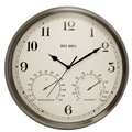 Westclox Big Ben 12'' Indoor Outdoor Wall Clock