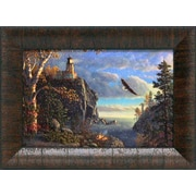 Artistic Reflections Guiding Light Framed Painting Print