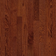 Bruce Flooring Townsville Engineered Strip LG 2.25'' Engineered Oak Flooring in Cherry