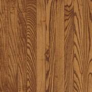 Bruce Flooring Waltham Plank 3-1/4'' Solid White Oak Hardwood Flooring in Gunstock