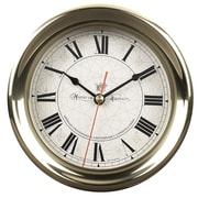 Authentic Models 7.1'' Captain's Wall Clock