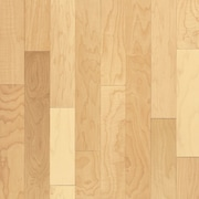 Bruce Flooring Natural Choice 2-1/4'' Solid Maple Hardwood Flooring in Natural
