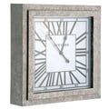 Barreveld 19.8'' New York Square Clock