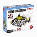 Tedco Toys Clown Trigger Fish 4D Puzzle