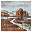 Crestview Winding Creek Painting Print on Canvas