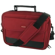 rooCASE Classic Series Carrying Bag; Red