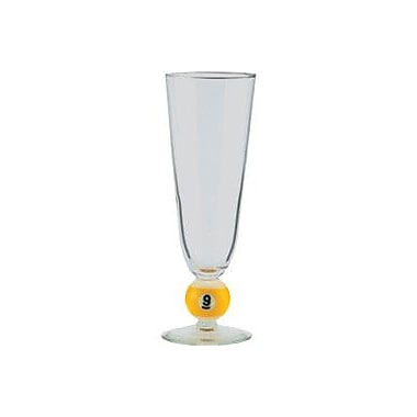 Cuestix Novelty Items Nine Ball Pilsner Glass