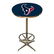 Imperial NFL Pub Table; Houston Texans