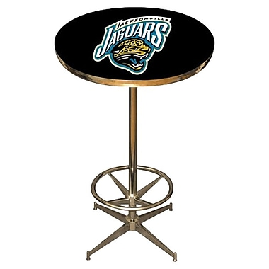 Imperial NFL Pub Table; Jacksonville Jaguars