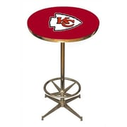Imperial NFL Pub Table; Kansas City Chiefs