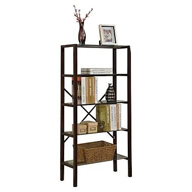 InRoom Designs 57'' Bookcase