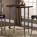 Hillsdale Maddox Dining Table; Antique Nickel