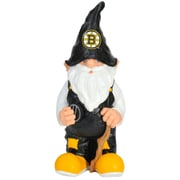 Forever Collectibles NHL Gnome Statue; Boston Bruins