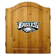 Imperial NFL Team Logo Complete Dart Cabinet Set; Philadelphia Eagles