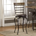 Hillsdale Westridge 26'' Swivel Bar Stool