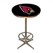 Imperial NFL Pub Table; Arizona Cardinals