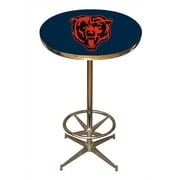 Imperial NFL Pub Table; Chicago Bears