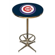 Imperial MLB Pub Table; Chicago Cubs