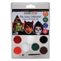 SnazarooUSA Scary Face Paint Clam Shell Kit
